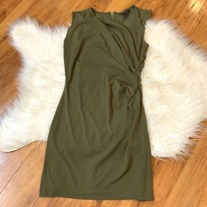 Victoras Secret Olive Green Dress 🌿